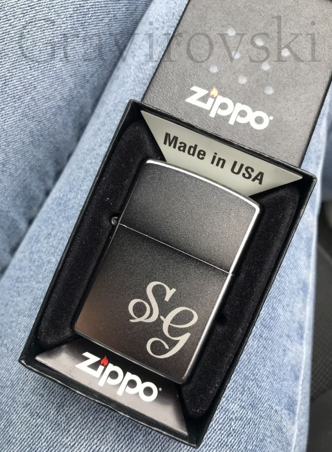Зажигалка Zippo 205