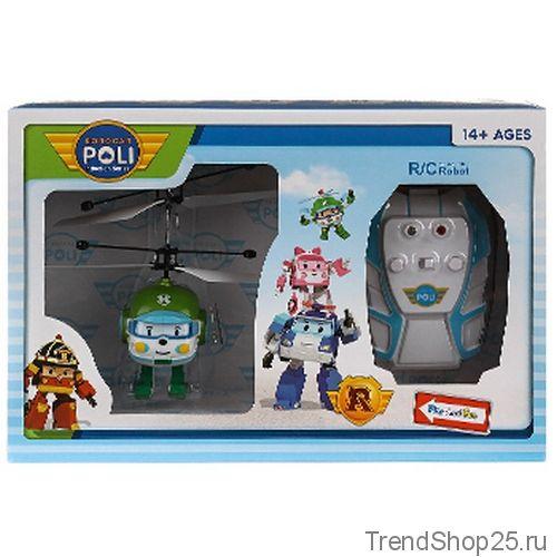 Летающий робот Robocar Poli
