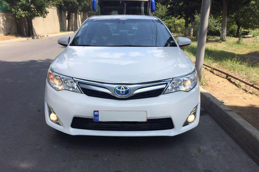 Toyota Camry 2013 г.
