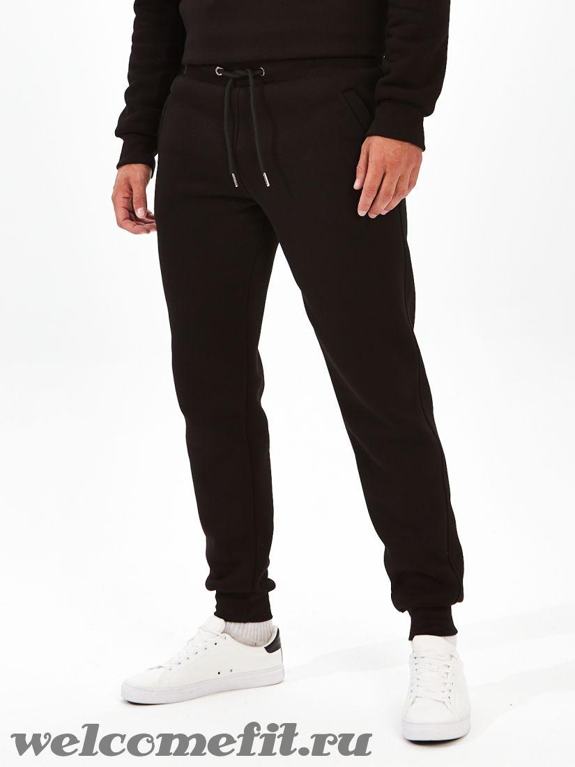 Спортивные штаны с начесом
