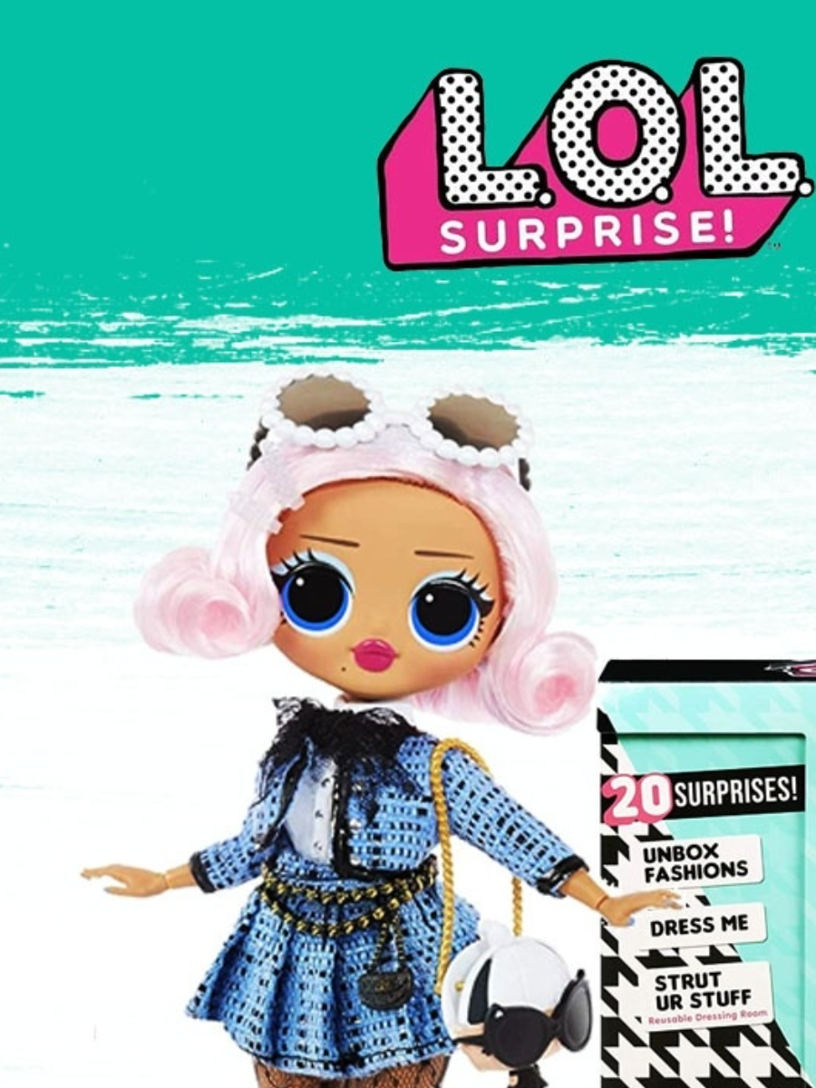 Кукла LOL Surprise OMG Uptown Girl