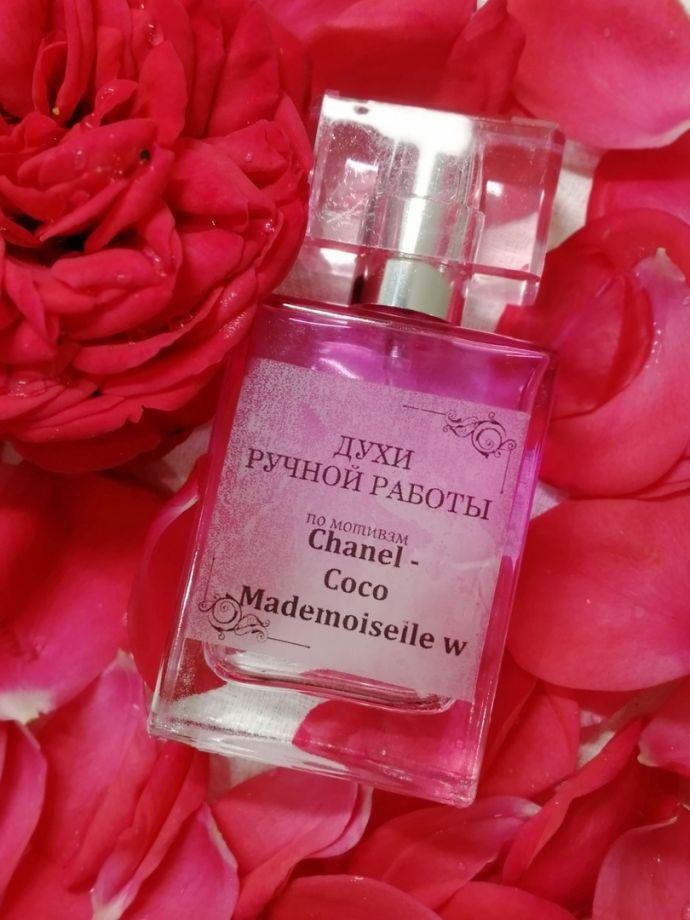~Духи Mademoiselle (w) ~