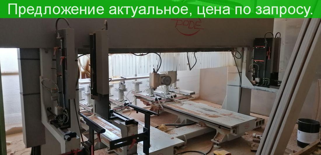 Универсальный 5-осевой обрабатывающй центр velox