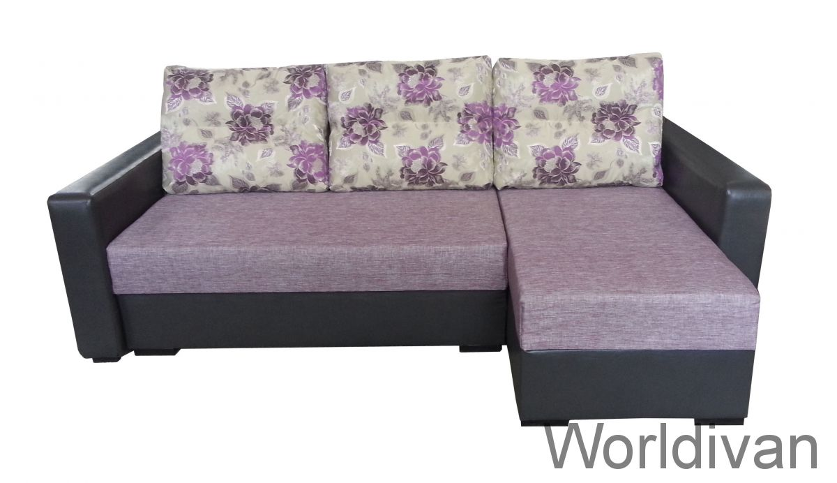 Угловой диван Ю