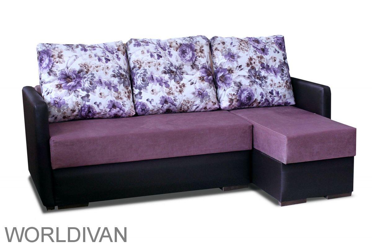 Угловой диван Ю мини
