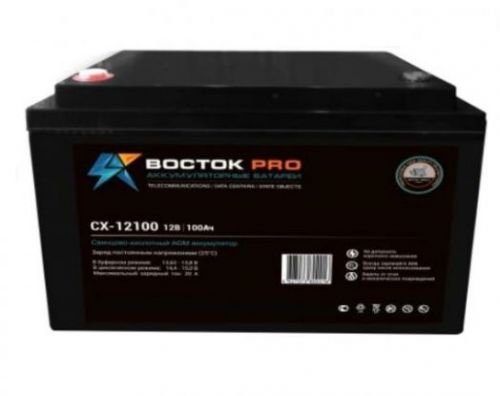 Аккумуляторная батарея СХ 12100