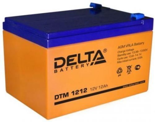 Аккумуляторная батарея DTM 1212