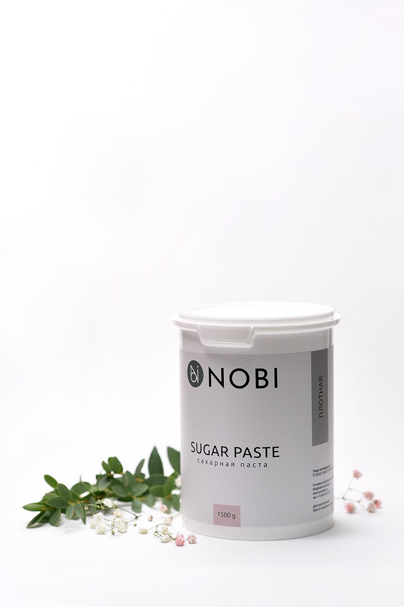 Паста для шугаринга NOBI Плотная 1500 гр