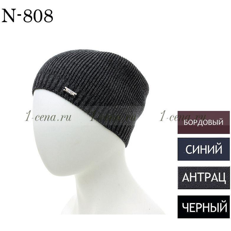 Мужская шапка N-808