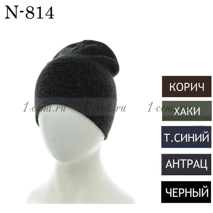 Мужская шапка NORTH CAPS N-814