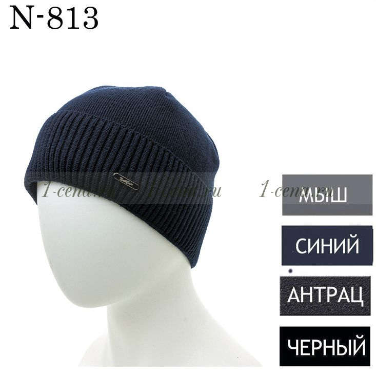 Мужская шапка NORTH CAPS N-813