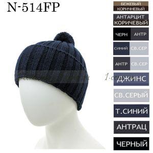 Мужская шапка NORTH CAPS N-514 fp