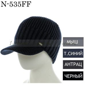 Мужская шапка NORTH CAPS N-535ff