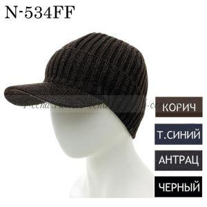 Мужская шапка NORTH CAPS N-534ff