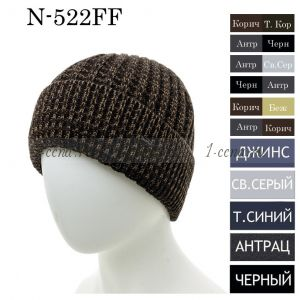 Мужская шапка NORTH CAPS N-522ff
