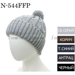 Мужская шапка NORTH CAPS N-544ffp
