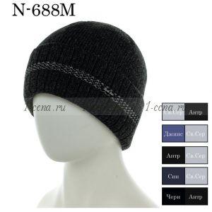 Мужская шапка NORTH CAPS N-688m