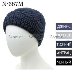 Мужская шапка NORTH CAPS N-687m