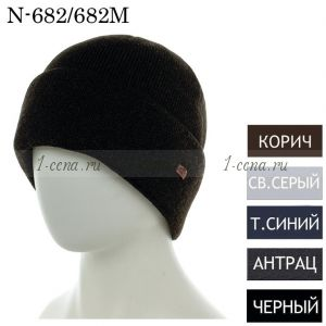 Мужская шапка NORTH CAPS N-682m