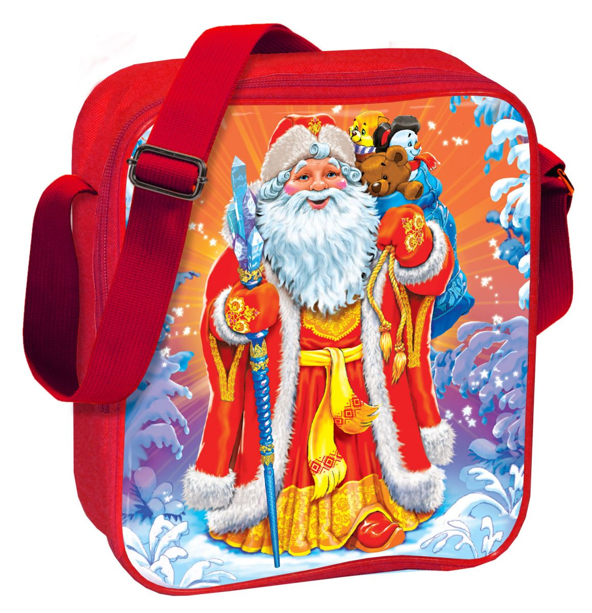Термосумка Дед Мороз 700 грамм
