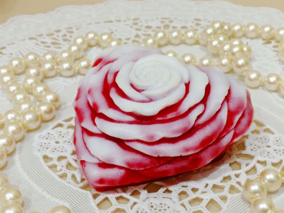!Сердце роза!