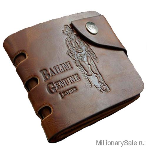 Мужское портмоне Байлини (Bailini)