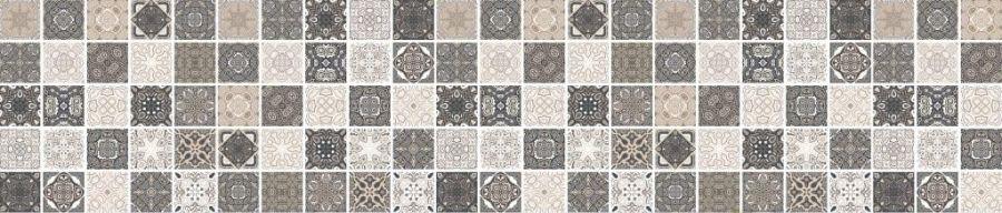 Кухонный фартук BS 188 - Мароканская плитка