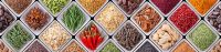 Кухонный фартук BS 41 - Чашечки со специями еда
