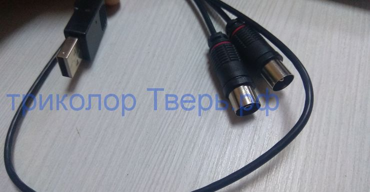 USB-ИНЖЕКТОР ПИТАНИЯ АКТИВНЫХ АНТЕНН «BAS-8001»