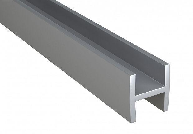 Планка для мебельных щитов Н-обр. 4мм 1030