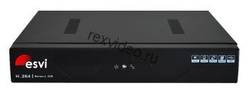 8-канальный (1080N) гибридный видеорегистратор