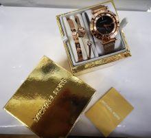 Набор женский: Часы + 2 браслета Michael Kors