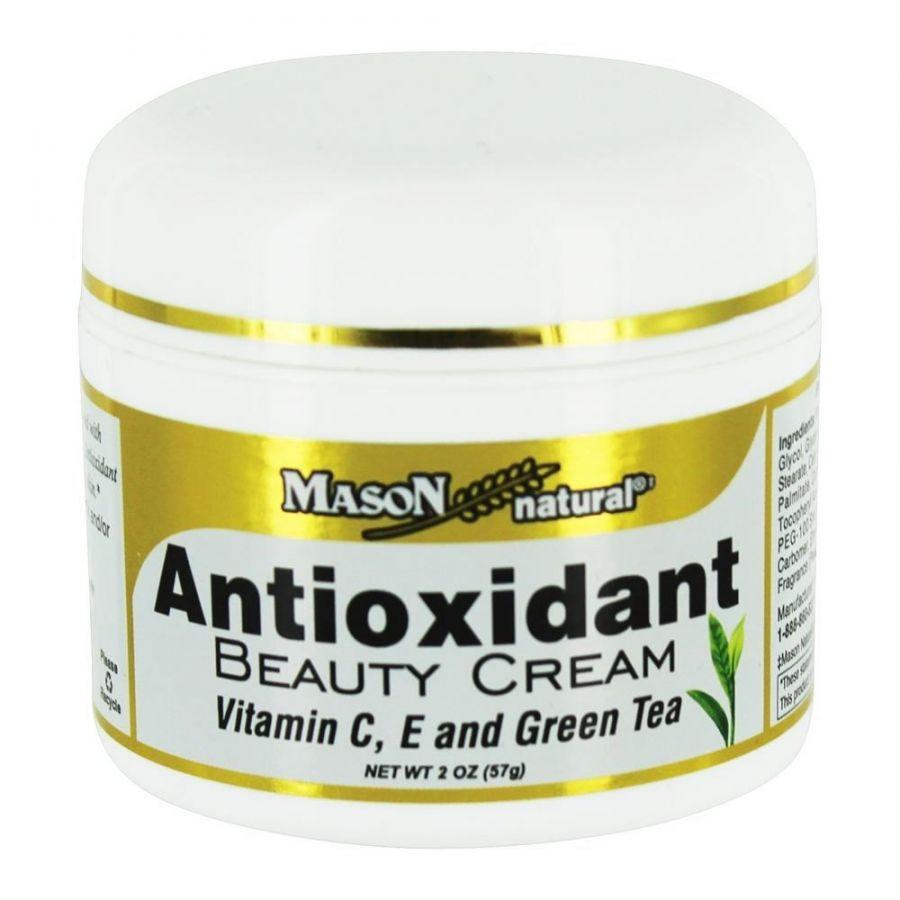 Антиоксидантный крем с витамином С,Е и зеленым чаем от Wokali