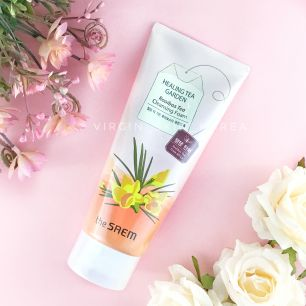 The Saem - Healing Tea Garden Rooibos Tea Cleansing Foam