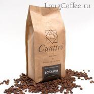 """Кофе CUATTRO """"Bossa Nova"""""""