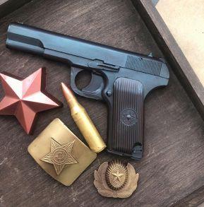 """Военный набор """"Пистолет ТТ"""""""