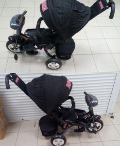 Велосипед SF3B (пластик колеса)