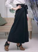 длинная юбка-брюки