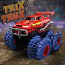 Машинка Монстр-трак Trix Trux