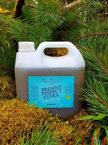 Present Perfect Extra Moisturizing Shampoo 5 L