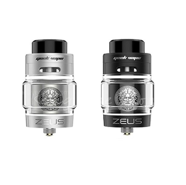 GeekVape Zeus Dual Bubble Glass RTA