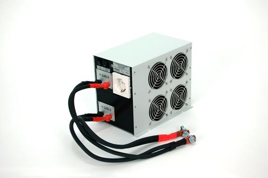 Инвертор ИС-12-3000 DC-AC, ИС-24-3000 DC-AC