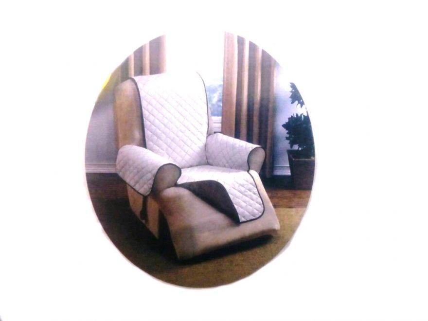 Двустороннее покрывало для кресла Couch Coat