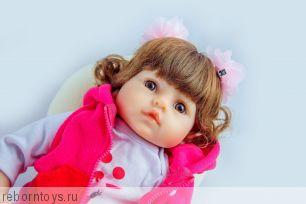 Кукла реборн  ЛИЛЯ