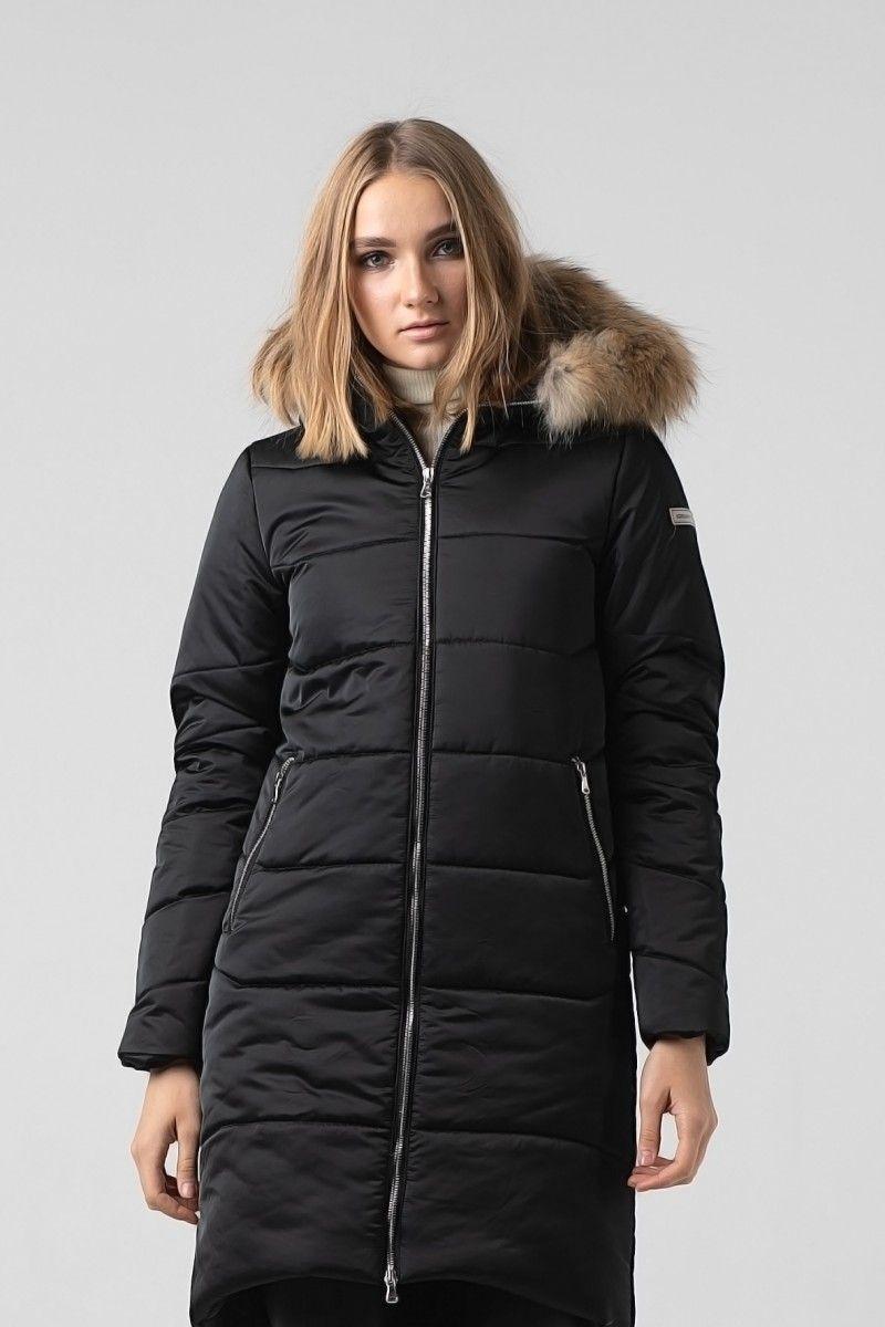 Пальто женское HEIDEN цвет черный вид5