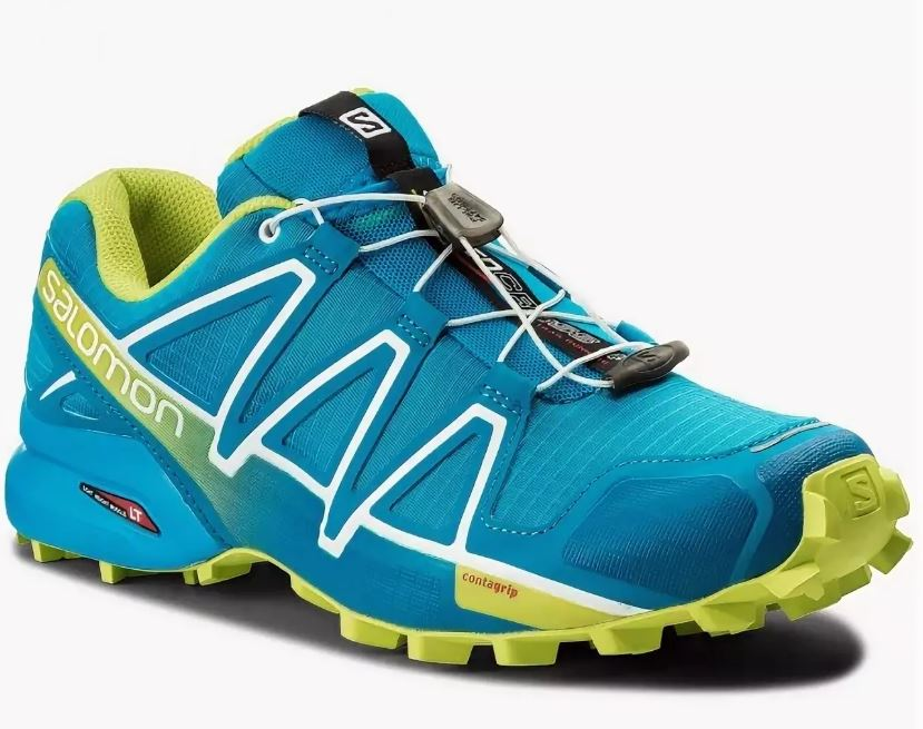 Salomon Speedcross 4 Hawi/Acid
