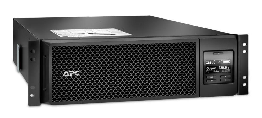 ИБП APC by Schneider Electric Smart-UPS SRT 5000VA RM 208/230V SRT5KRMXLW-HW
