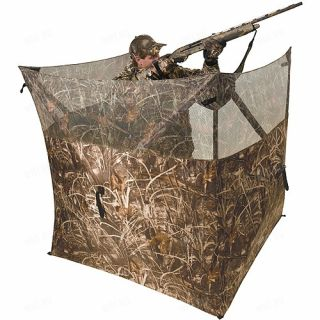 Засидка двухместная AMERISTEP на гуся Field Hunter, камуфляж Advantage®MAX-4