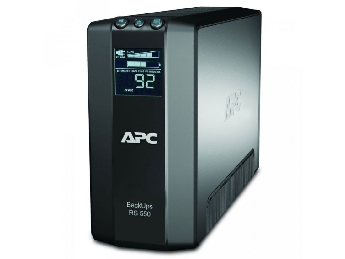 Интерактивный ИБП APC by Schneider Electric Back-UPS Pro BR550GI