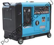 Дизельный генератор Powertek JD-6000-SE